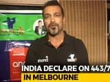 India Sense Chance To Win At MCG: Former Karnataka Coach J Arun Kumar