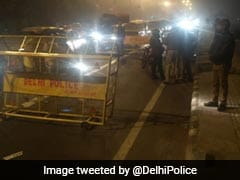 30-Year-Old Woman Falls Off Delhi Flyover After Being Hit By Car, Dies