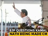Video : Kamal Nath's Takeover As Chief Minister Today In Shadow Of 1984 Riots