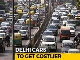Video : Delhi Cars To Get Costly As One-Time Parking Charges Hiked Up To 18 Times
