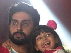 What Abhishek Bachchan, <I>Mowgli</i>'s Bagheera, Has To Say About His Daughter Aaradhya Watching The Netflix Film