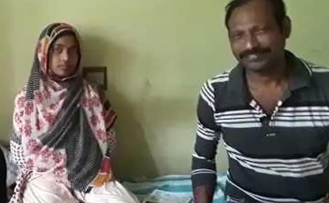 Kerala Woman Hadiya's Father Who Opposed Her Marrying Muslim Man Joins BJP