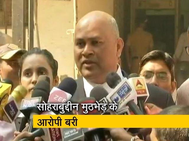 Video : न्यूज टाइम इंडियाः सोहराबुद्दीन शेख मुठभेड़ में सभी 22 आरोपी बरी
