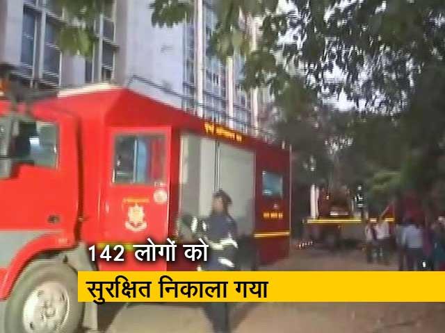 Videos : मुंबई के अस्पताल में आग लगने से आठ की मौत