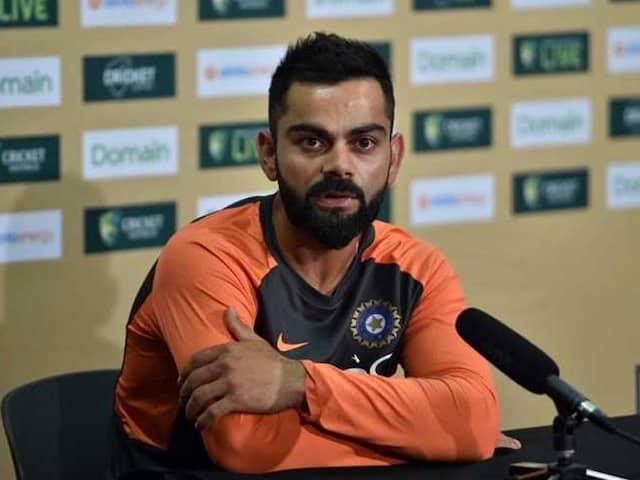 India vs Australia: Virat Kohli Says India Looking To Correct Mistakes From Past Australia Tours