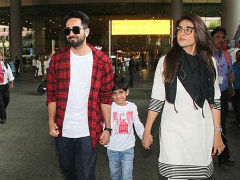 Ayushmann Khurrana Explains The 'Benefits Of Being A Young Parent'