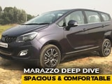 Video : Sponsored: Mahindra Marazzo | Incredibly Spacious | NDTV carandbike