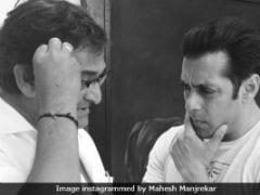 Salman Khan To Launch Mahesh Manjrekar's Daughter Ashwami Soon: Report