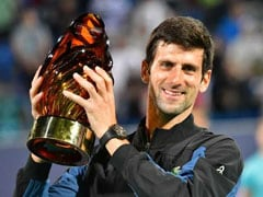 Novak Djokovic Wins Fourth Mubadala Title; Equals Rafael Nadal