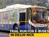 Video : Delhi Government Starts Trials Of Olectra-BYD eBuzz K9 Electric Bus