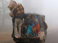 Temperature In Delhi Dips To Single Digit, Strong Surface Winds Predicted