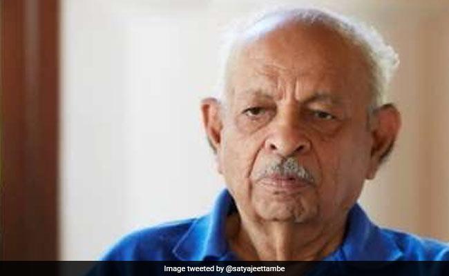 Former Mumbai Mayor Nana Chudasama Dies At 85