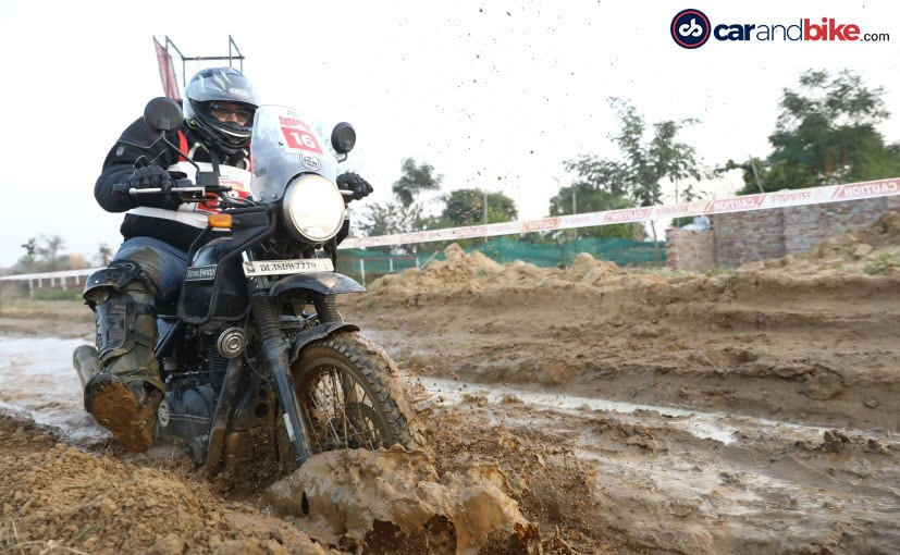 The 2018 Royal Enfield Scramble offered 3 days of off-road riding, competitive adventure sports, and more