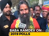 "Video : ""Next PM? Can't Tell"": From One-Time Supporter Ramdev, Snub For PM Modi"