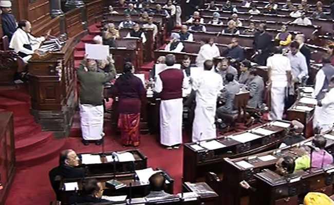 Centre To Move Triple Talaq Bill In Rajya Sabha Today