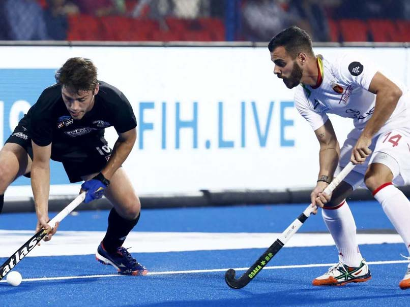Hockey World Cup 2018: New Zealand Hold Spain To A Draw, France Beat Argentina