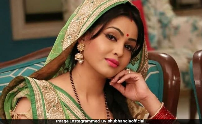 Shubhangi Atre: Marriage Doesn't Stop Actresses From Getting Lead Roles