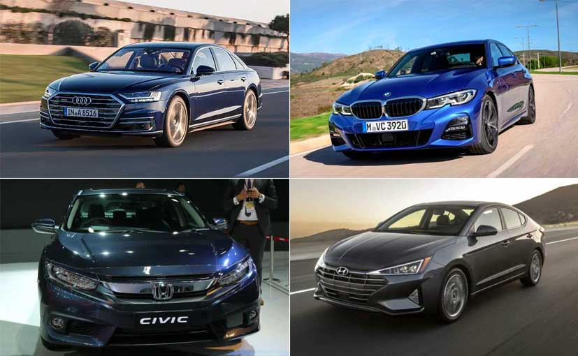 Here is a list of sedans which will be launched in 2019.
