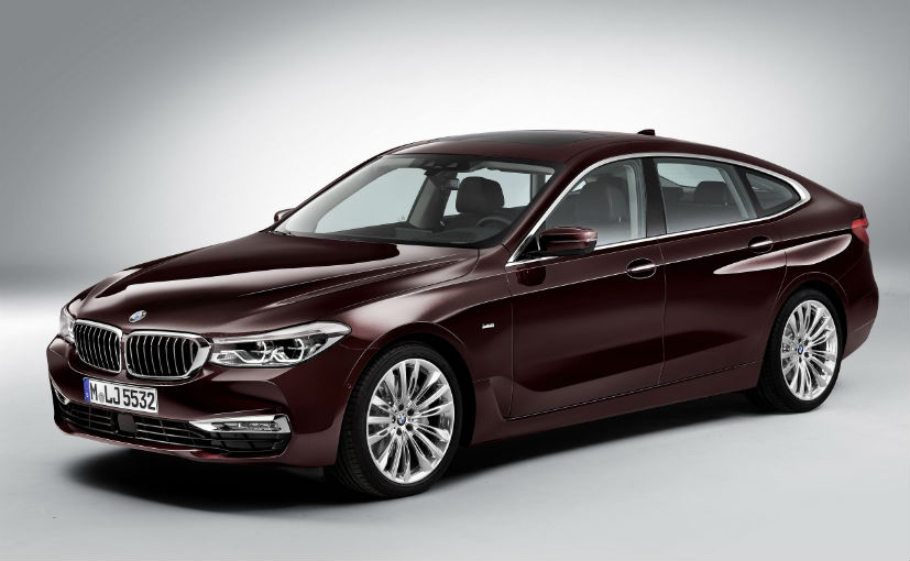 Bmw India Launches 6 Series Gt Diesel Prices Start At Rs 66 50