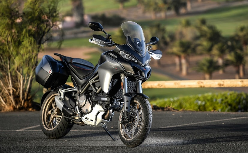 The Ducati Multistrada 1260 has been recalled in North America following an issue with the side stand