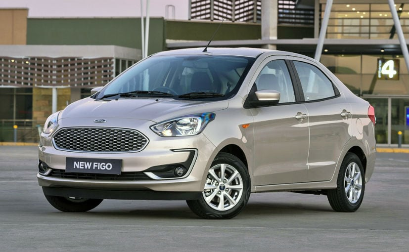 Ford Aspire facelift is likely to borrow its cues from the 2018 Figo sedan offered in South Africa