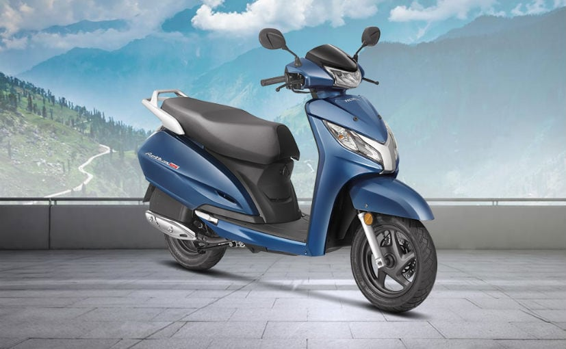 Honda Two Wheelers sold a total of 6,14,444 units in August 2018