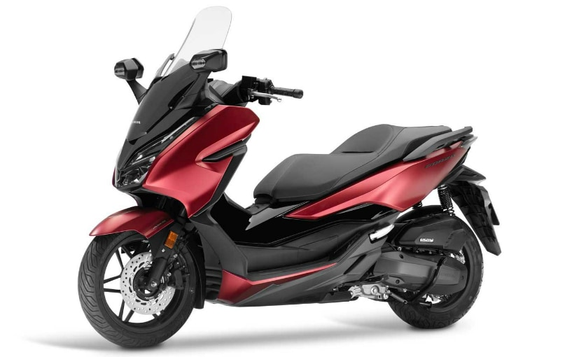 honda forza 125 updated for 2018 in europe ndtv carandbike. Black Bedroom Furniture Sets. Home Design Ideas