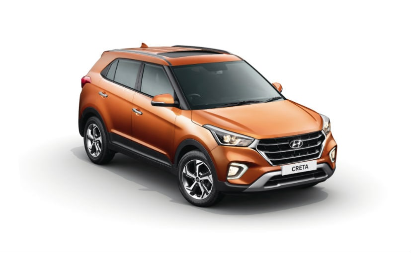 The Hyundai Creta facelift continues to be offered with the same engine options