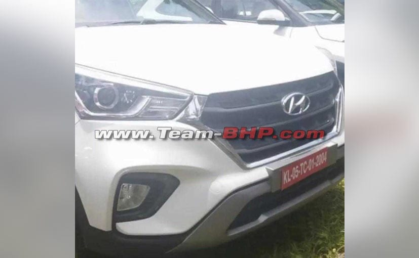 The 2018 Hyundai Creta facelift won't get mechanical changes
