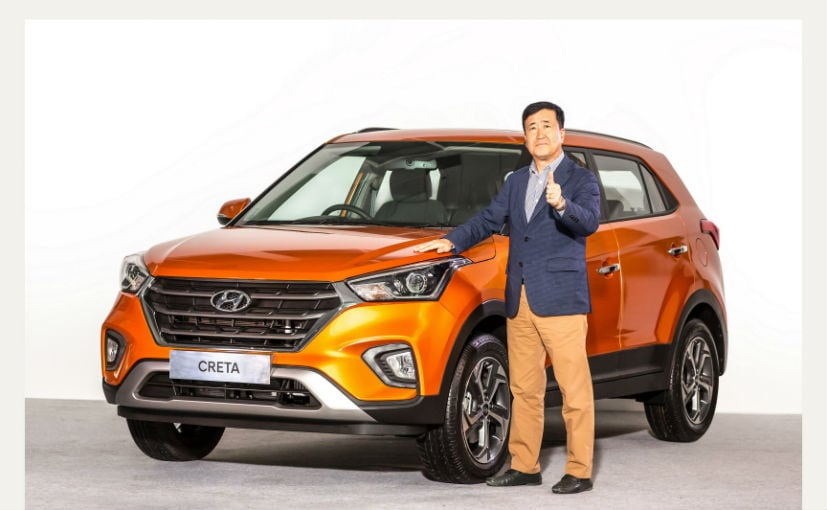 2018 Hyundai Creta Facelift Launched In India; Prices Start At Rs. 9.43 Lakh