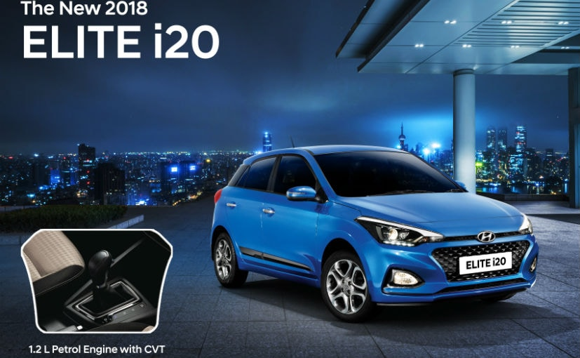 2018 Hyundai i20 CVT Automatic: 5 Things To Know