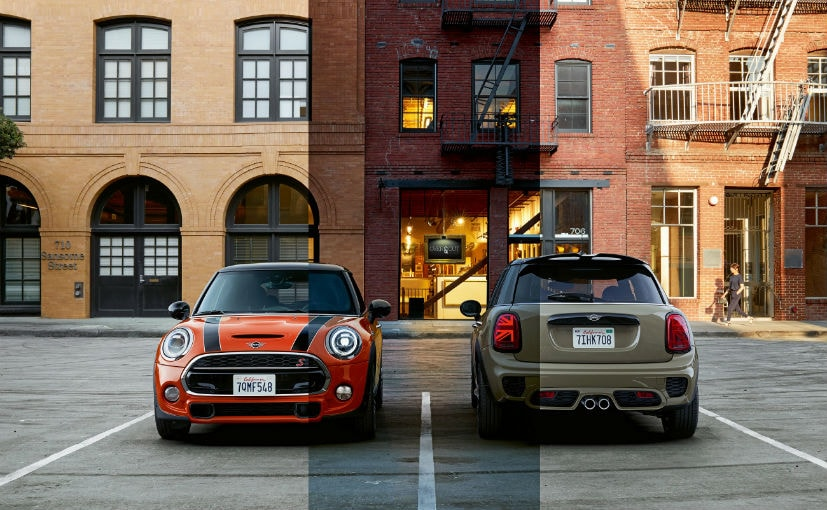 The 2018 MINI Cooper facelift comes with a host of personalisation options