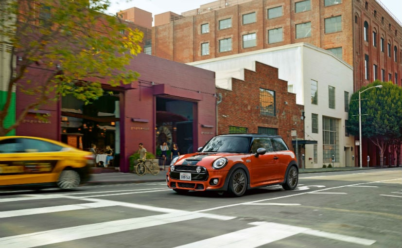 2018 mini cooper facelift