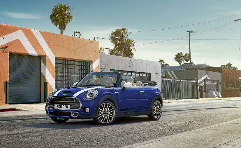 mini cooper official website india