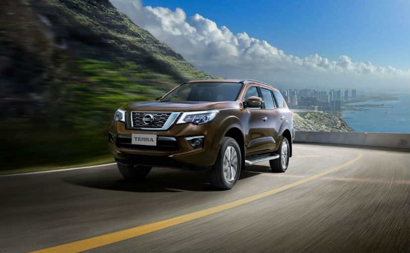 The Nissan Terra SUV for Philippines is longer and wider than the Chinese version