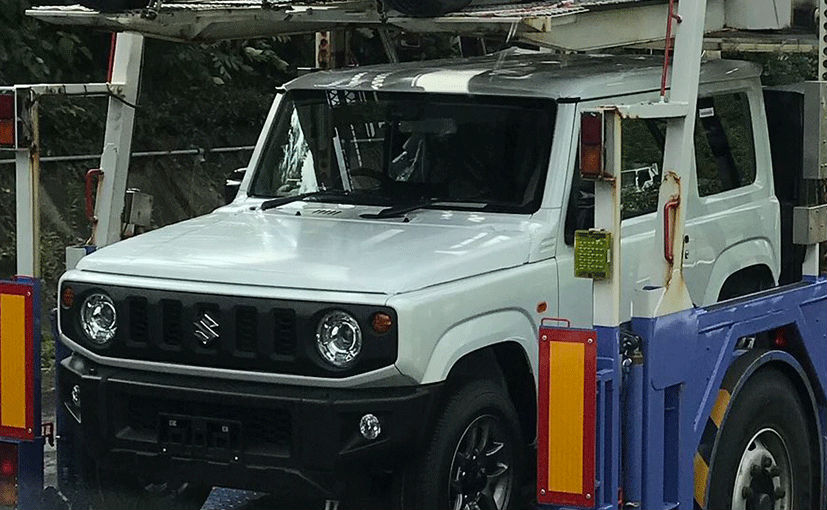 2018 Suzuki Jimny Dealer Dispatches Commence In Japan, Launch Next Month