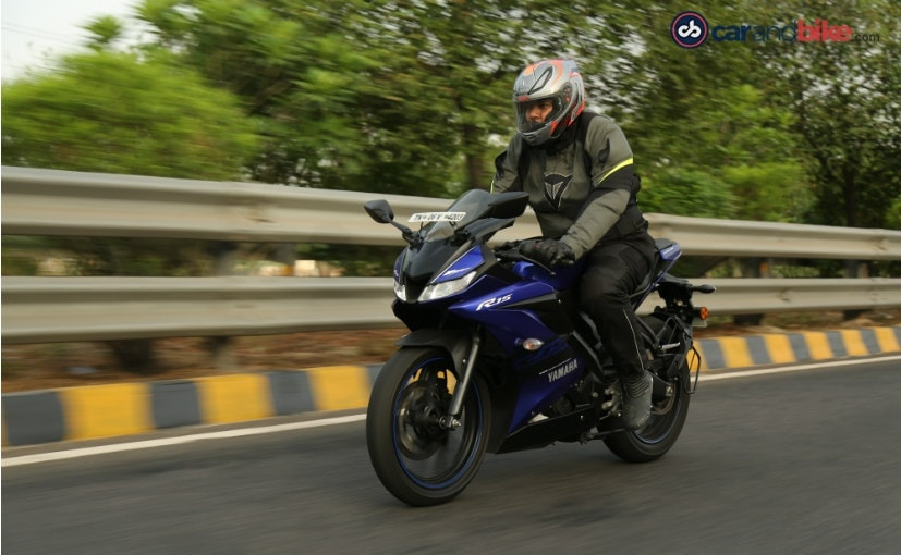 Yamaha YZF R15 V3 Review
