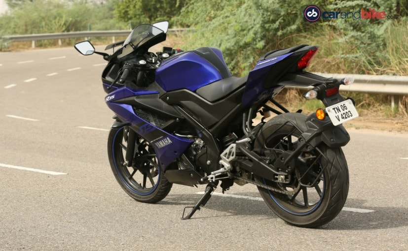 2018 yamaha yzf r15 review