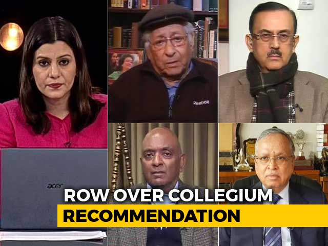 Video : All's Not Well In The Judiciary?