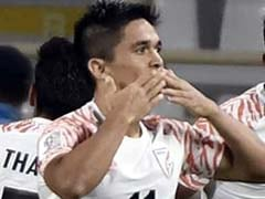 Asian Cup 2019: Win Against Thailand Best Match Of My Career, Says Sunil Chhetri