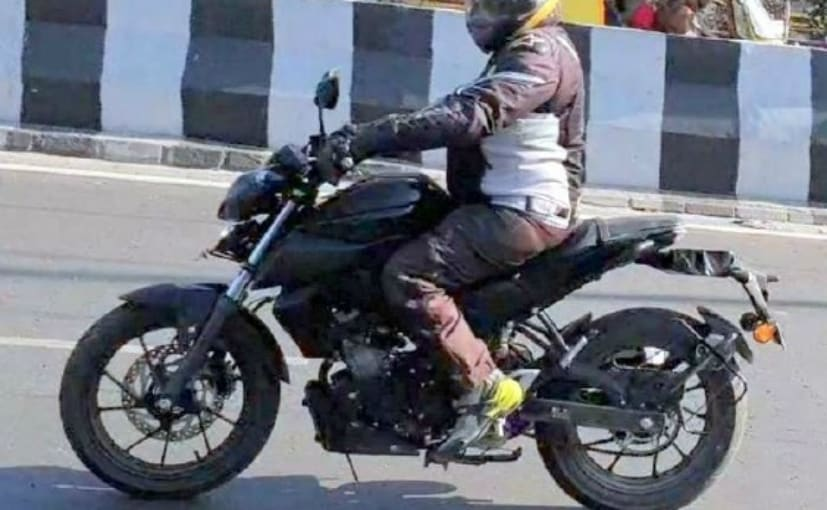 yamaha mt 15 spied testing in india launch imminent. Black Bedroom Furniture Sets. Home Design Ideas