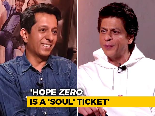 Hope Zero Is A 'Soul' Ticket, Not 'Sold' Ticket: Shah Rukh Khan