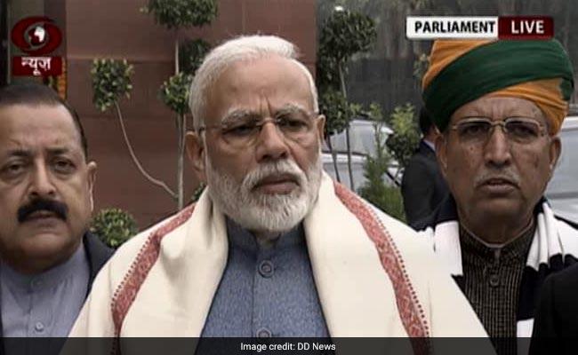 Budget 2019: संसद के बजट सत्र में विपक्ष से निपटने के लिये भाजपा, एनडीए की बैठक