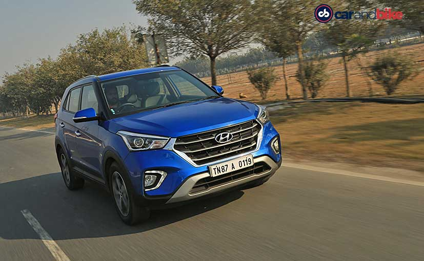 Hyundai has witnessed a decline of 3.1 per cent in sales last month.