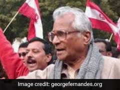 """Want To Be Reborn As Vietnamese"": George Fernandes Said 15 Years Ago"