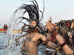 Kumbh Begins, Over 2 Crore Devotees Take Holy Dip On 1st Day: 10-Points