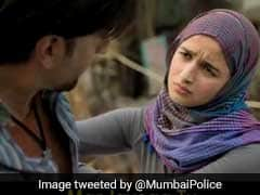 The Best <i>Gully Boy</i> Meme Has Come From Mumbai Police. Take A Look