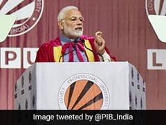 PM Modi To Inaugurate Science Congress Today; 2 Nobel Laureates Among Attendees