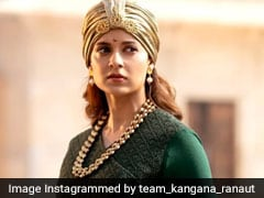 'Kangana Ranaut's Game Is Brutal,' Tweets <i>Simran</i> Writer After <i>Manikarnika</i> Row