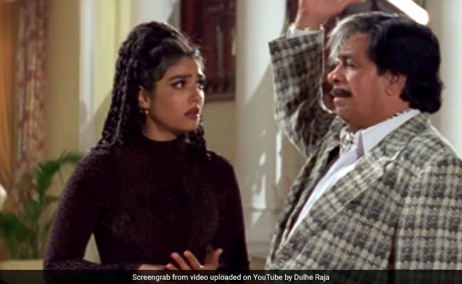 Raveena Tandon: 'Kader Khan Was A Rare Talent, I Was Bowled Over By His Comic Timing On Screen'